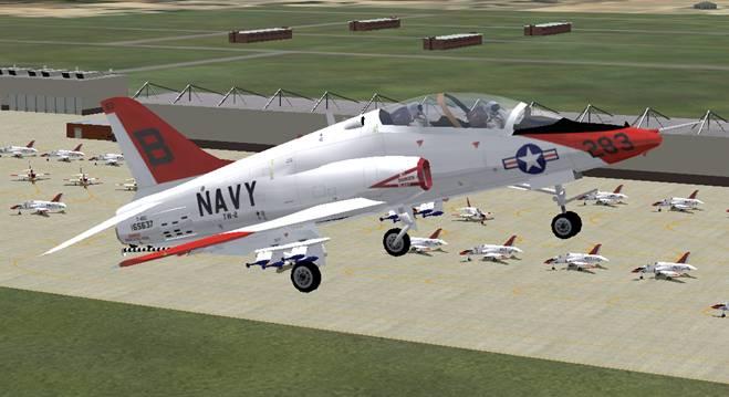 Export Hawks Part 6 NAS Kingsville Hawks Complete AI Package